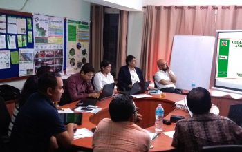 Climate Change Adaptation and Knowledge Sharing Workshop