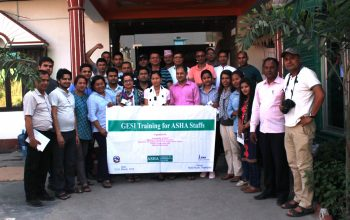 GESI Capacity Development Training to Project Staffs