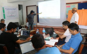 Training on Sub-watershed Planning and Analysis